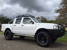 Nissan Navara D22 ZD30 highly modified Turbo upgrade /Tune + + + ! Elizabeth North Playford Area Preview