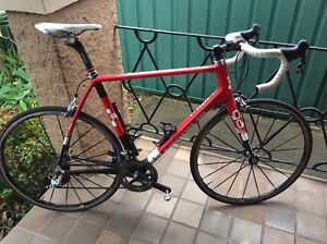 Carbon road bike - Great set up Newcastle Newcastle Area Preview