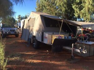 Camper trailer South Hedland Port Hedland Area Preview