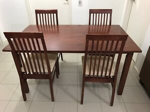 Dinning Table Revesby Heights Bankstown Area Preview