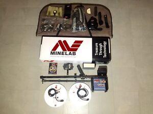 Minelab Metal Detector GPX 5000 East Fremantle Fremantle Area Preview