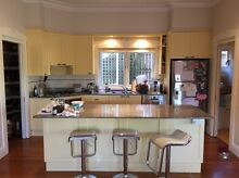 Complete Kitchen cabinetry + Bosch oven & 4 burner cooktop Hunters Hill Hunters Hill Area Preview