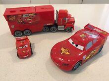 Cars Movie - MAC truck and lightning McQueen Bridgeman Downs Brisbane North East Preview