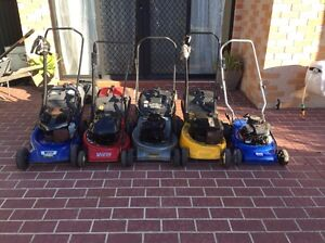 Lawnmowers for sale Turrella Rockdale Area Preview