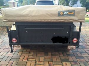 Off road  oztrail 9 ATA trailer large front box Blacktown Blacktown Area Preview