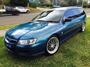 Holden Commodore VZ 2005 Wagon Auto Low Klms Kellyville The Hills District Preview
