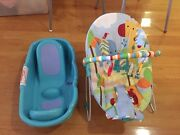 Baby bath tub and chair $25 Burwood Burwood Area Preview