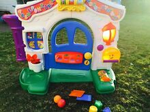 """Fisher Price """"Laugh & Learn Learning Home"""" Baby/Toddler Toy Newcastle Newcastle Area Preview"""