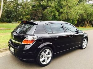 2008 Holden Astra Hatchback SRI Log books Black Liverpool Liverpool Area Preview