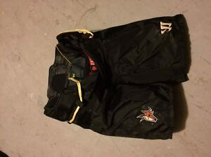 Pro Stock Reebok 9k Girdle and Warrior shell