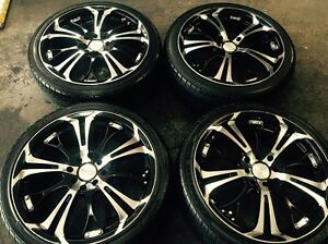 17 inch rims&tyres 4x100 Dandenong Greater Dandenong Preview