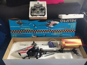 Helipro Blackhawk nitro helicopter Campbelltown Campbelltown Area Preview