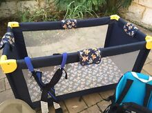 Baby or toddler cots and rucksack Floreat Cambridge Area Preview
