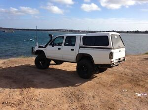 2000 dual cab Hilux Port Lincoln Port Lincoln Area Preview