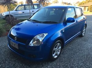 2006 Suzuki Swift Z Series AUTO Yamanto Ipswich City Preview