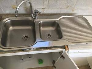 Large kitchen sink and mixer tap Noosa Heads Noosa Area Preview