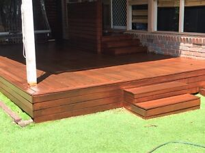 Deck stain/polish /fixing blinds/handy man jobs Springvale Greater Dandenong Preview