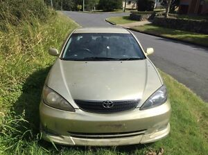 WRECKING: 2003 Toyota Camry sportivo - gold The Gap Brisbane North West Preview