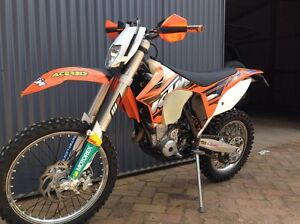 KTM 250F EXC Kadina Copper Coast Preview