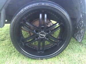 22 x 9 rims Ripley Ipswich City Preview