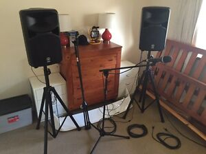 Pa speaker system package Scarborough Stirling Area Preview
