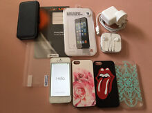 iPhone 5 with accessories Mill Park Whittlesea Area Preview
