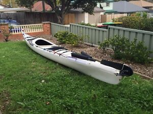 Horizon 580 (Raider X) Sea Kayak, Spray Deck & Paddle - $6,500 RRP West Ryde Ryde Area Preview