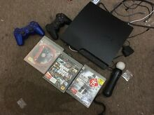 PS3 120gb + 3 amazing games Bankstown Bankstown Area Preview