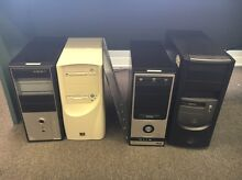 Free - computers no hard drives Belmont South Lake Macquarie Area Preview