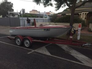 Clinker 308 rebuilt ski boat Horsham Horsham Area Preview