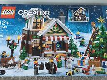 Lego 10249 Winter Toy Shop Brand New Sealed Dundas Valley Parramatta Area Preview