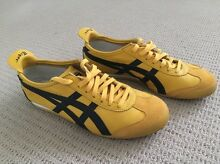 Asics Onitsuka Tiger Mexico 66 Sneakers Kill Bill Bruce Lee Yellow Wollstonecraft North Sydney Area Preview