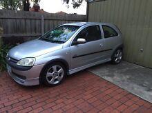 2003 Holden Barina Hatchback Coonabarabran Warrumbungle Area Preview