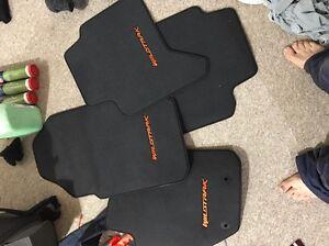 Ford ranger wildtrak full set of genuine carpet mats Denman Muswellbrook Area Preview