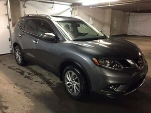 Nissan Rogue 2015 - AWD - SL - CUIR - TOIT OUVRANT
