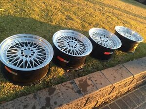 """18"""" XXR hyper silver rims only 5x100 Rooty Hill Blacktown Area Preview"""