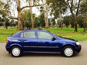 2003 Holden Astra City Hatchback Automatic Blue Liverpool Liverpool Area Preview
