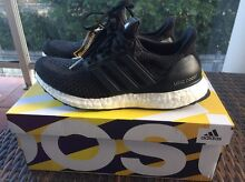 Adidas Ultraboost Core Black 2.0 6.5 wms 5.5 men Cecil Hills Liverpool Area Preview