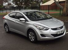 Hyundai Elantra 2013 MD2 Active Sports Automatic - VERY LOW KM Adelaide CBD Adelaide City Preview