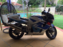 GSXR750 Rochedale South Brisbane South East Preview