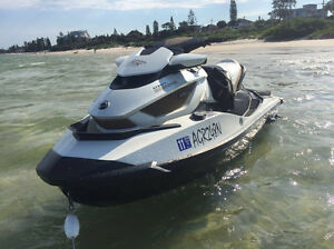 SEADOO 2012 GTX LIMITED IS 260 SUPERCHARGED Earlwood Canterbury Area Preview
