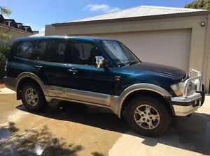 {HUGE price drop} Mitsubishi Pajero 2000 Exceed NM Auto Geraldton Geraldton City Preview