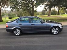 Bmw 318i 2003 98,000km IMMAC condition full Bmw history Hawthorn East Boroondara Area Preview