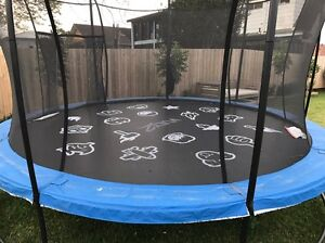 14ft Vuly2 Trampoline South Turramurra Ku-ring-gai Area Preview