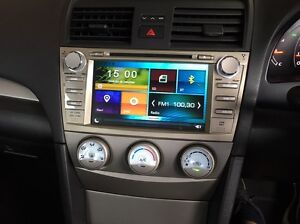 "8"" Car Stereo DVD Head Unit GPS Bluetooth Toyota Camry Aurion Ringwood Maroondah Area Preview"