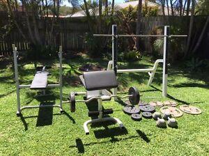 Home gym equipment Cleveland Redland Area Preview