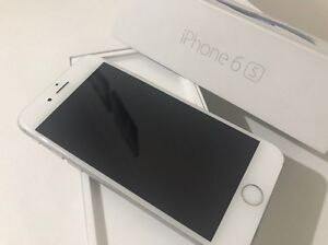 iPhone 6S white silver good condition unlocked under warranty Epping Whittlesea Area Preview