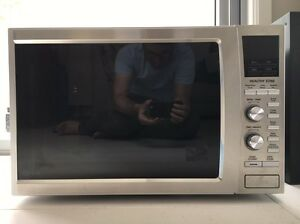 LG 42L 900W Convection Microwave Hornsby Hornsby Area Preview