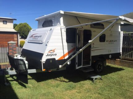 Innovative Caravan Hire  Jayco Starcraft PopTop Van For Hire Only  Caravans