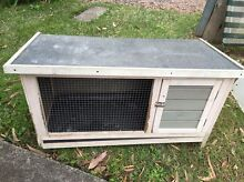 Rabbit Guinea pig hutch home cage wooden Kanwal Wyong Area Preview
